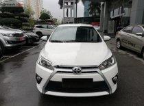 Bán Toyota Yaris 1.5G 2017, màu trắng, xe nhập giá 640 triệu tại Hà Nội