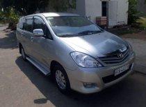 Chính chủ bán xe Toyota Innova G sản xuất năm 2009, màu bạc giá 350 triệu tại Bình Dương