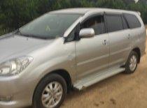 Bán Toyota Innova G năm sản xuất 2009, màu bạc giá 400 triệu tại Thanh Hóa