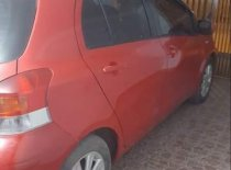 Cần bán lại xe Toyota Yaris năm 2011, màu đỏ, nhập khẩu chính chủ, 420 triệu giá 420 triệu tại Nghệ An