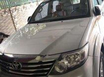 Cần bán gấp Toyota Fortuner 2.7V 4x4 AT sản xuất năm 2012, màu bạc số tự động, 540 triệu giá 540 triệu tại Hà Nội