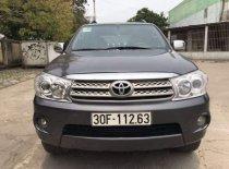 Bán Toyota Fortuner 2009, màu xám, số sàn, giá chỉ 585 triệu giá 585 triệu tại Hà Nội