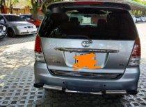 Bán Toyota Innova G sản xuất 2009, màu bạc, số sàn  giá 370 triệu tại Khánh Hòa