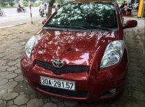 Bán Toyota Yaris 2009, màu đỏ, nhập khẩu giá 478 triệu tại Hà Nội