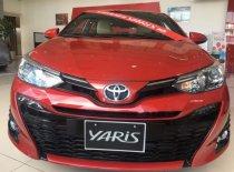 Bán ô tô Toyota Yaris đời 2019, màu đỏ giá tốt giá 625 triệu tại Tp.HCM
