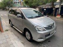 Cần bán xe Toyota Innova V sản xuất năm 2009, màu bạc xe gia đình, giá chỉ 400 triệu giá 400 triệu tại Đà Nẵng