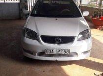 Cần bán xe Toyota Vios năm sản xuất 2006, màu trắng giá 170 triệu tại Bình Phước