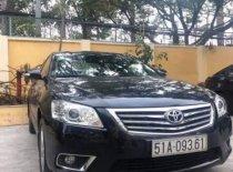 Cần bán Toyota Camry sản xuất năm 2011, màu đen giá 671 triệu tại Hà Nội