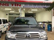 Bán ô tô Toyota Fortuner 2.5G năm sản xuất 2010, màu bạc  giá 615 triệu tại Lâm Đồng