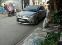 Cần bán Toyota Vios đời 2018, màu bạc giá 470 triệu tại Đồng Nai
