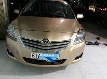Cần bán Toyota Vios đời 2011, màu vàng, xe nhập số sàn giá 255 triệu tại Gia Lai