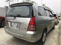 Bán Toyota Innova G sản xuất năm 2007, màu bạc, chính chủ giá 329 triệu tại Nghệ An
