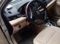 Cần bán xe Toyota Vios 1.5E CVT đời 2017, màu vàng, số tự động, giá tốt giá 490 triệu tại Ninh Bình