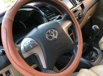 Bán gấp Toyota Fortuner 2.5 G sản xuất năm 2015, màu bạc   giá 795 triệu tại Hậu Giang