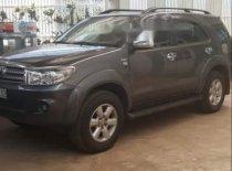 Cần bán lại xe Toyota Fortuner đời 2010, màu xám còn mới, giá 660tr giá 660 triệu tại Gia Lai