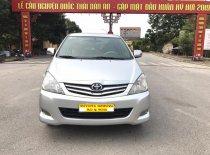 Cần bán xe Toyota Innova G năm sản xuất 2011, màu bạc giá 430 triệu tại Hà Nội