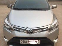 Cần bán gấp Toyota Vios G đời 2016, màu bạc như mới giá 518 triệu tại Thái Nguyên