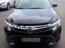 Bán Toyota Camry 2.5Q đời 2016, màu đen giá 1 tỷ 150 tr tại Tp.HCM