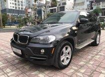 Cần bán xe BMW X5 3.0 2007, màu đen, nhập khẩu giá cạnh tranh giá 579 triệu tại Hà Nội