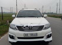 Cần bán lại xe Toyota Fortuner đời 2016, màu trắng giá 850 triệu tại Hà Nội