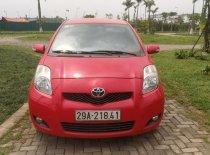 Bán xe Toyota Yaris 1.5 AT 2012, màu đỏ, xe nhập, 420tr giá 420 triệu tại Hà Nội