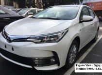 Toyota Vinh - Nghệ An - Hotline: 0904.72.52.66 - Bán xe Altis 1.8G 2019 rẻ nhất, giá tốt nhất Nghệ An  giá 744 triệu tại Nghệ An