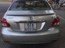 Bán xe Toyota Vios đời 2009, màu bạc giá 318 triệu tại Tp.HCM