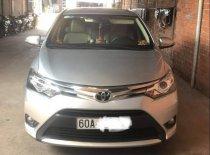Cần bán Toyota Vios 2017, màu bạc, xe gia đình giá 535 triệu tại Đồng Nai