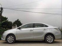 Bán xe Toyota Vios E sản xuất năm 2015, màu bạc, chính chủ giá 433 triệu tại Tuyên Quang