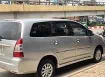 Bán Toyota Innova MT 2013, màu kem, nội thất ghi giá 510 triệu tại Hà Nội