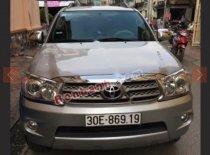 Chính chủ cần bán xe Fortuner 2009 màu bạc, đi 121.000 km giá 480 triệu tại Hà Nội