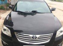Bán Toyota Camry 2.4G sản xuất 2008, màu đen, xe gia đình   giá 525 triệu tại Hà Nội