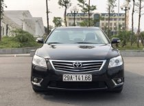 Bán Toyota Camry 2.4G năm 2011, màu đen, giá chỉ 665 triệu giá 665 triệu tại Hà Nội