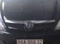 Cần bán Toyota Innova đời 2007, màu đen, xe nhập giá cạnh tranh giá 390 triệu tại Bình Thuận