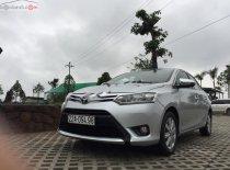 Bán Toyota Vios E sản xuất năm 2015, màu bạc chính chủ giá 435 triệu tại Tuyên Quang