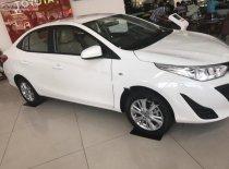 Bán ô tô Toyota Vios 1.5E MT đời 2019, màu trắng, giá chỉ 501 triệu giá 501 triệu tại Tp.HCM