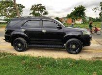 Cần bán lại xe Toyota Fortuner năm sản xuất 2015, màu đen, nhập khẩu nguyên chiếc chính chủ giá 850 triệu tại Hà Nội