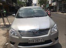 Bán xe Toyota Innova sản xuất 2012, màu bạc xe gia đình, giá 460tr giá 460 triệu tại Tp.HCM