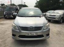 Bán Toyota Innova 2.0 E sản xuất 2012, màu bạc giá 479 triệu tại Hà Nội