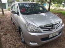 Cần bán xe Toyota Innova G sản xuất năm 2009, màu bạc, nhập khẩu nguyên chiếc giá 352 triệu tại Bình Dương
