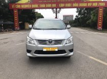 Bán Toyota Innova 2.0 E đời 2013, màu bạc, xe đẹp xuất sắc giá 485 triệu tại Hà Nội