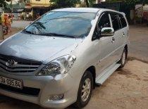 Bán ô tô Toyota Innova G đời 2009, màu bạc xe gia đình giá 268 triệu tại Quảng Trị