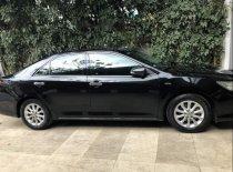 Cần bán gấp Toyota Camry sản xuất 2014, màu đen chính chủ giá 738 triệu tại Hà Nội