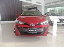 Bán xe Toyota Vios G số tự động, sản xuất 2019, mới 100%, hỗ trợ trả góp giá 576 triệu tại Tiền Giang