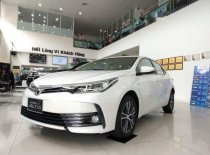 Bán xe Toyota Corolla Altis đời 2019, màu trắng giá 740 triệu tại Tp.HCM