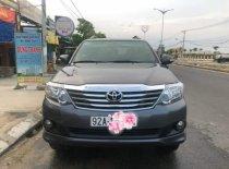 Bán Toyota Fortuner sản xuất 2013, màu xám chính chủ giá 685 triệu tại Đà Nẵng