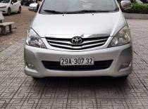 Bán Toyota Innova đời 2008, màu bạc chính chủ giá cạnh tranh giá 260 triệu tại Hà Nội