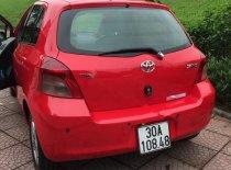 Bán Toyota Yaris 1.3 2008, màu đỏ, nhập khẩu   giá 346 triệu tại Hà Nội