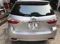 Bán xe Toyota Wish 2.0 sản xuất 2011, màu bạc, nhập khẩu giá 510 triệu tại Tp.HCM