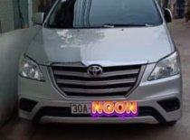Bán Toyota Innova đời 2015, màu bạc, giá tốt giá 540 triệu tại Hà Nội